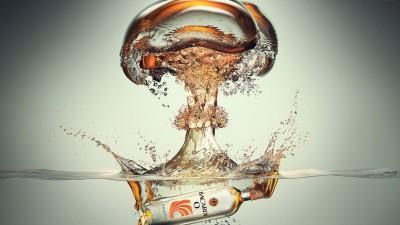 Bacardi O Energy Drink - Bomb