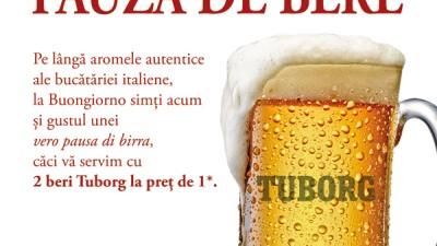 Buongiorno - Pauza de bere