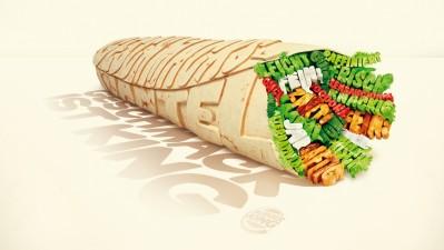 Burger King - Wrap