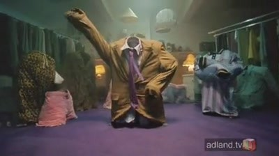 Cadbury - Dancing Clothes