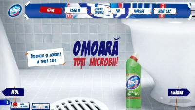 Domestos.ro - Sectiunea Homepage