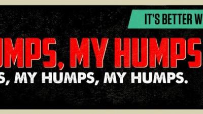 KISS FM radio - Humps