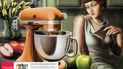 KitchenAid - Art Deco