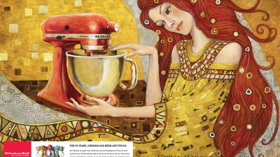 KitchenAid - Art Nouveau