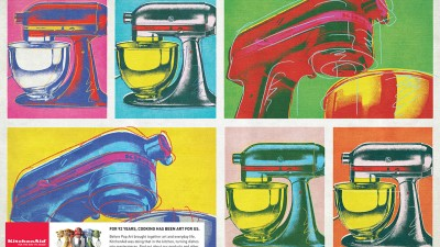 KitchenAid - Pop art