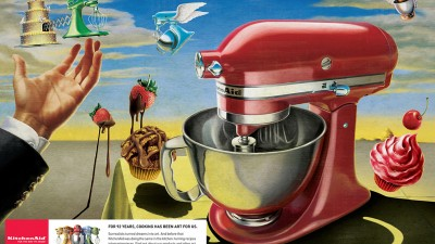 KitchenAid - Surrealism