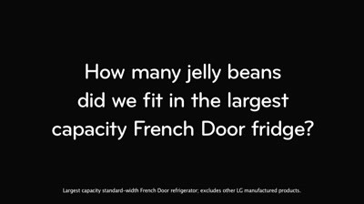 LG -This Ain't No Jar of Jellybeans
