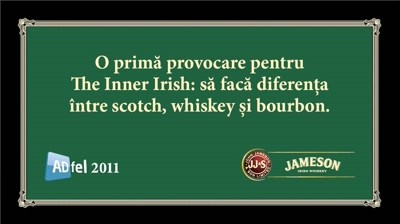 Making of Jameson - Release Your Inner Irish la ADfel 2011