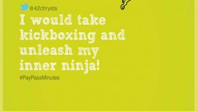 MasterCard PayPass - Ninja