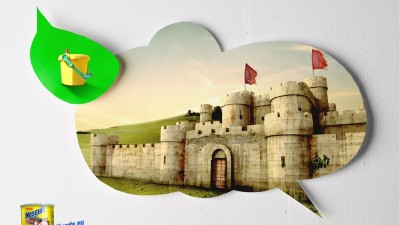 Nestle - Castle