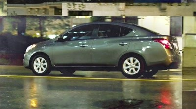 Nissan Versa Sedan - Legroom