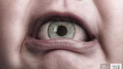 Panasonic Baby Monitor - Eye