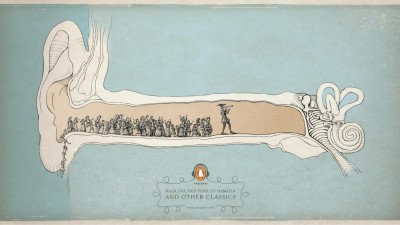 Penguin Books - The Pied Piper Of Hamelin