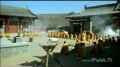 Pepsi Max - Chinese Monks
