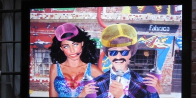 "Diseară la ADfel: Grand Spoof 2011, Wild Painting, Wild Tattoos si ""Gaseste ingerii"" prin SMS"