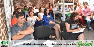 Experienta Atelierelor IQads Kadett, povestita de cei 25 de participanti