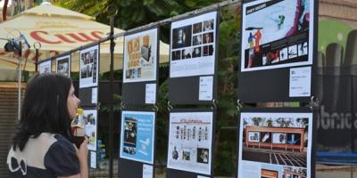 ADfel Galleries a adus in Romania studii de caz ale celor mai premiate campanii neconventionale din lume