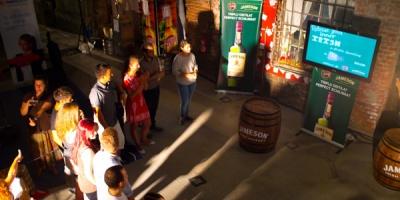 """Provocarea Jameson pentru participantii la ADfel 2011: """"Release your inner Irish"""""""