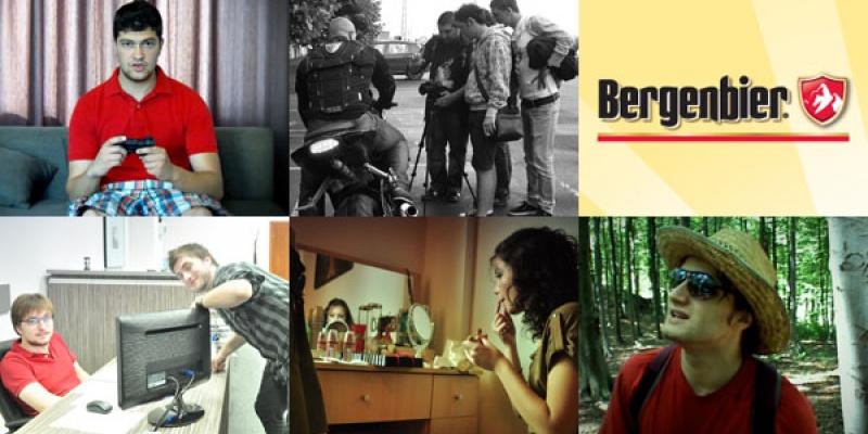 Povestile crearii scurtmetrajelor care celebreaza masculinitatea in competitia Bergenbier de la Brand Film Festival
