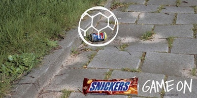 Snickers - GAME ON!