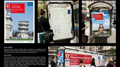 Vodafone Tango - Postcards