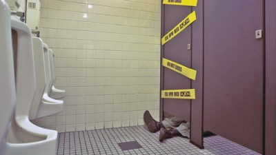 AXN - CSI Bathroom