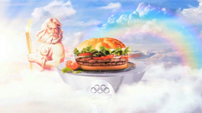 Burger King - The Olympic Whopper