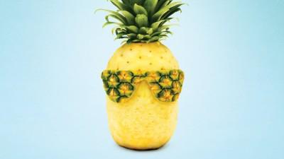 Calgary Farmer's Market - Fresh, pineapple