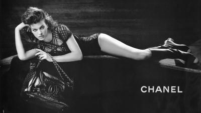Chanel - Mila Jovovich