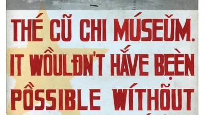 Cu Chi Museum - Donations