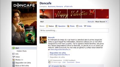 Doncafe - Declarație de dragoste