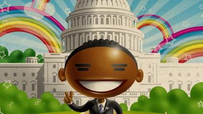 Duet Ice-Cream - Obama