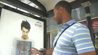 Evian - Live Young, No Matter What the Setting