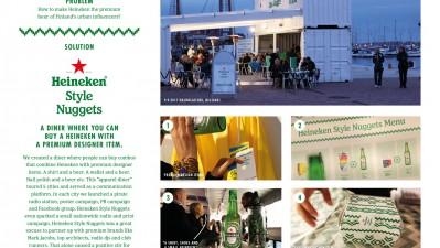 Heineken - Heineken Style Nuggets