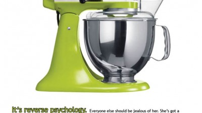 KitchenAid - Green