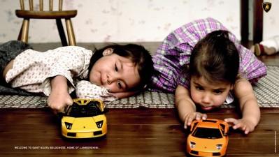 Lamborghini - Children