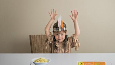 Latina Fresh Pasta - Indian Kid