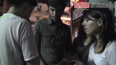 Making of Desperados - Experiente wild de la Desperados la ADfel 2011