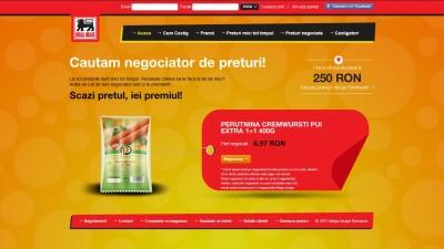 Mega-image.ro: Negociatorul de preturi – Homepage