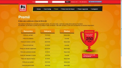 Mega-image.ro: Negociatorul de preturi – Premii