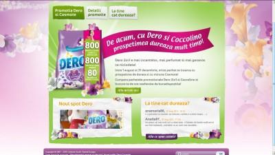 Microsite: Latinecatdureaza.ro (Promotie)