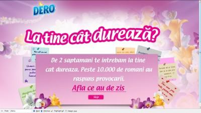 Microsite: Latinecatdureaza.ro (Vox Pop)