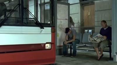 Orange - Bus