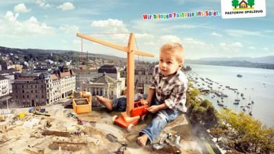 Pastorini Spielzeug - Buildinglot