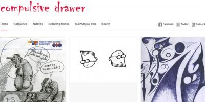 Un site cu desene din sedinte