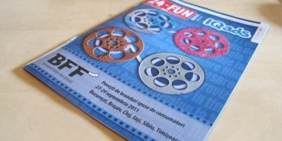Redactia IQads a lansat Suplimentul Brand Film Festival 2011