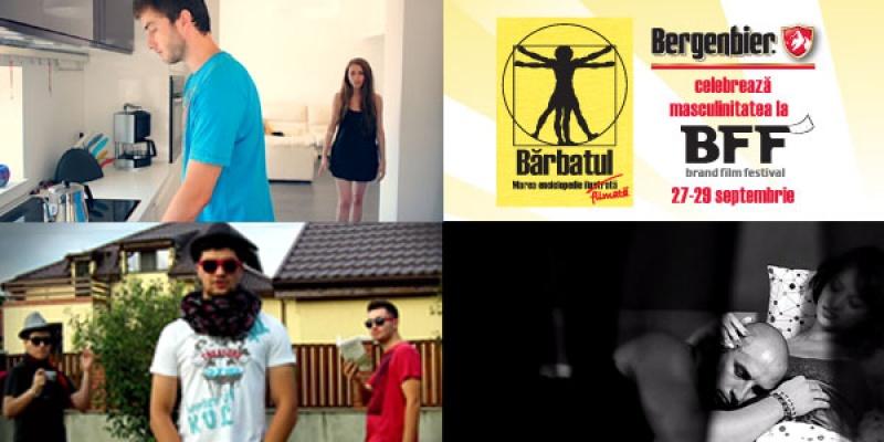 Au fost premiate cele mai bune 3 scurtmetraje din competitia Bergenbier la Brand Film Festival, prezentata in proiectiile din 6 orase