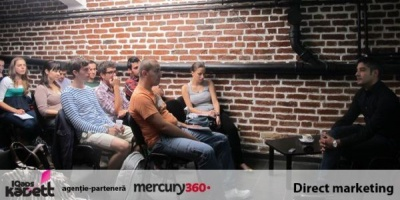 [Training IQads Kadett] Adrian Pavelescu (Mercury360): cum ii arati lui Gigel ca berea ta e cool prin Direct Marketing