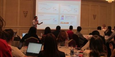 [Webstock 2011] Panelul Social Media Professionals: Victor Kapra, Alexandru Negrea, Georgiana Gheorghe, Monica Jitariuc