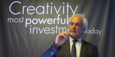 """Jean-Marie Dru: """"Cel mai bun mod de a fi eficient este sa fii creativ"""""""